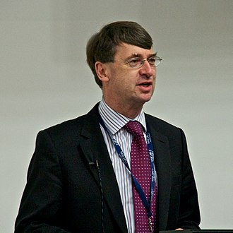 John Leggott College - Roger Davies, Professor of Astrophysics at the University of Oxford, and President from 2010-12 of the Royal Astronomical Society (RAS)