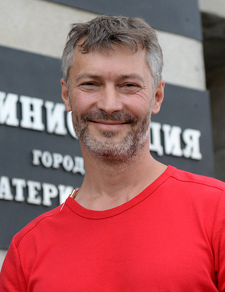 Russian opposition politician Yevgeny Roizman, who served as the Mayor of Yekaterinburg from 2013 to 2018.