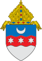 Roman Catholic Archdiocese of Portland in Oregon.svg