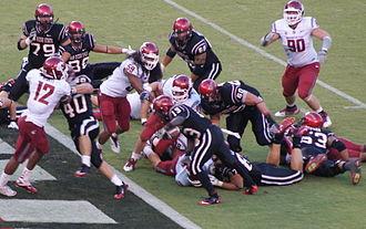 Ronnie Hillman - Fourth quarter 1 yard touchdown run