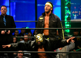 Roppongi Vice Professional wrestling tag team