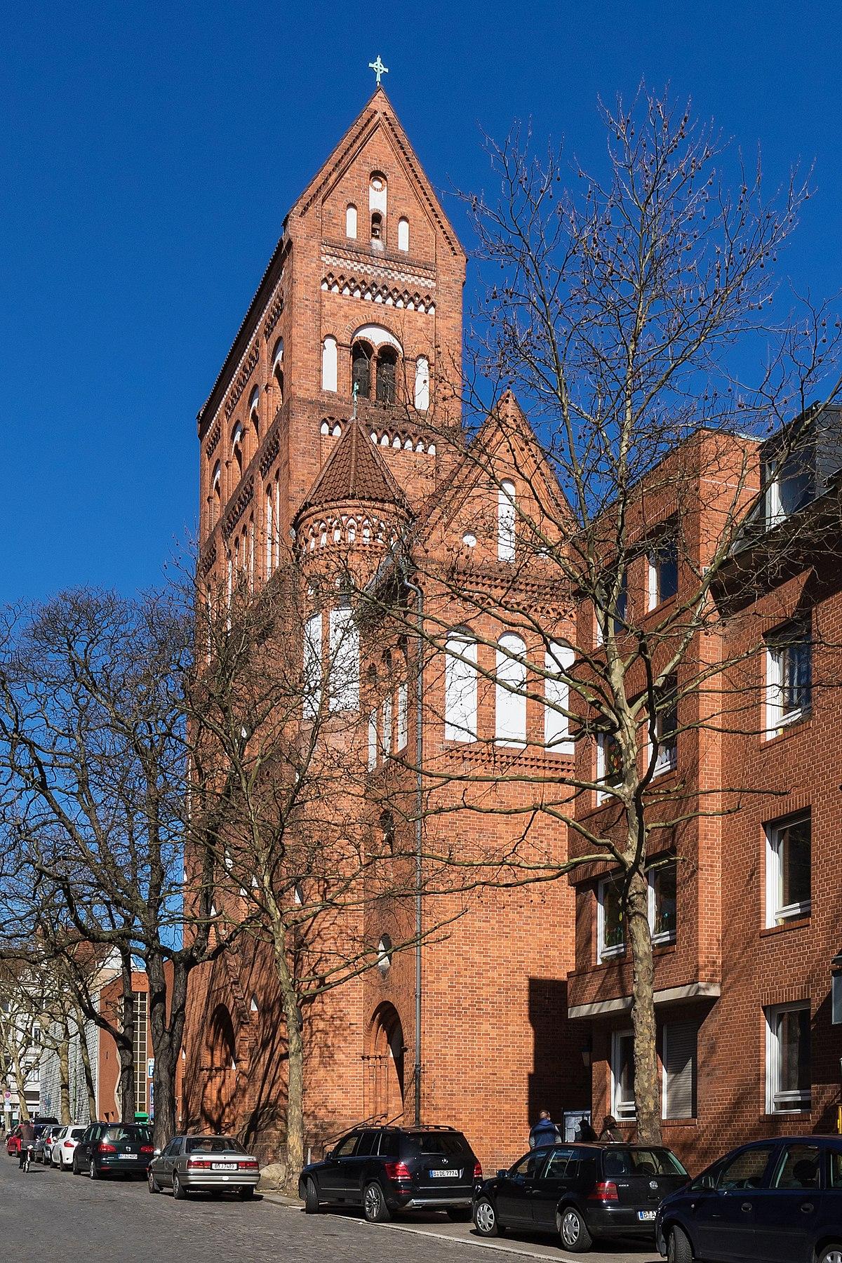 Rosenkranz Basilika Berlin Steglitz Wikipedia