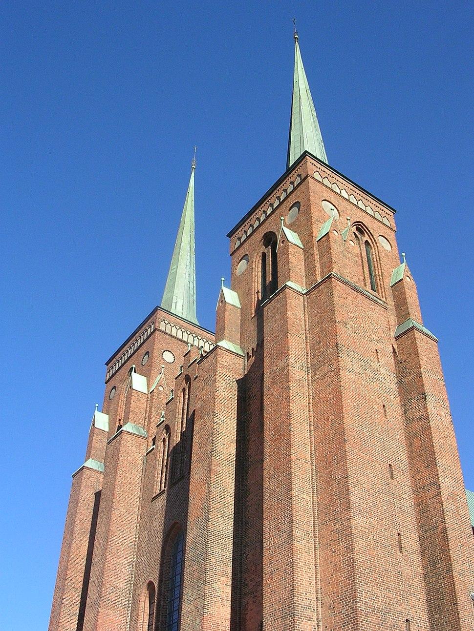 Roskilde domkirke, exteriör 6
