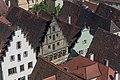 Rothenburg ob der Tauber, Obere Schmiedgasse 1, 3, 5, vom Rathausturm 20170526 001.jpg