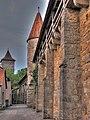 Rothenburg ob der Tauber-(Röderschütt-Wachturm, sog. Weiberturm-2)-damir-zg.jpg