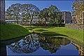 Rothesay Castle Moat (6181224280).jpg