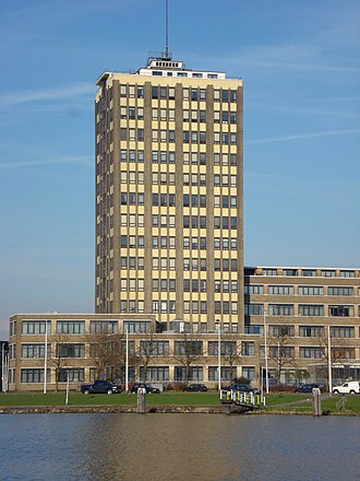 Ad van der Steur - Image: Rotterdam rochussenstraat GEB