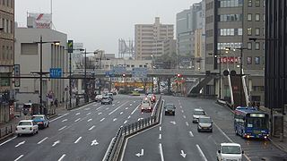 Shimonoseki Core city in Chūgoku, Japan