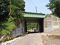 Route 117 bridge, Washington Secondary Trail, West Warwick, Rhode Island.JPG