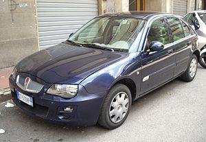 Rover 200 / 25 - Rover 25 2005