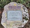 Royal Oak Tree, Surrey, plaque.jpg