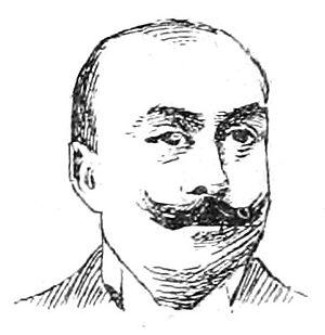 Joseph Ruau - Ruau from Le Monde moderne, December 1898