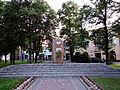Rudnik nad Sanem - obelisk na Rynku-1.jpg
