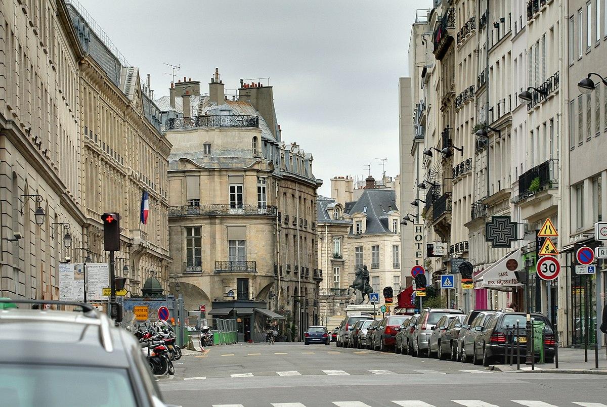 Rue Croix