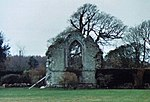 Remains of St Leonard's Chapel