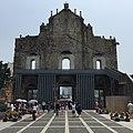 Ruins of St. Paul's, Ruínas da Antiga Catedral de São Paulo, Macau, 大三巴, 大三巴牌坊, 聖保祿大教堂遺址, 澳門 (17124472849).jpg