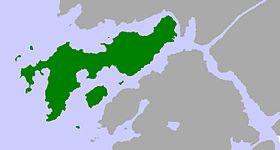 Ruissalo Kartta