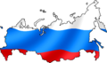 Russian Flag with map.png
