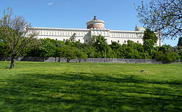Russian fort in Lublin.JPG