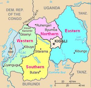 RwandaGeoProvinces