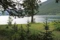 Ryan Beach-Meadow, Lake McDonald - 2 (Near the West Entrance to the park.) (7536262180).jpg