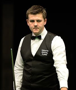 Ryan Day (snooker player) Welsh professional snooker player
