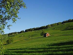Kvæfjord - Kvæfjord landscape