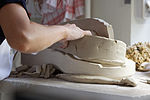 Sèvres - Plâtre - fabrication d'un moule 033.jpg