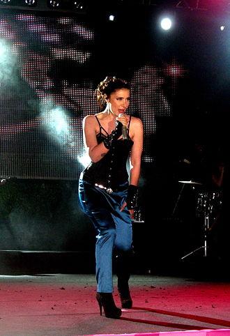Turkish pop music - Image: Sıla(Turkish Musician)
