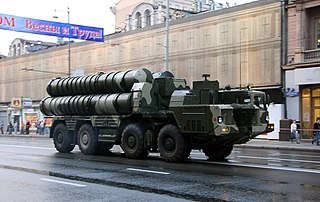 S-300 missile system Type of Long-range SAM system