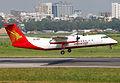 S2-AHB Bombardier Dash 8-Q311 Regent Airways Landing (8305305035).jpg