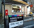 S32 563 Eyam, Derbyshire - the post office ... (5089613086).jpg