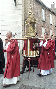 Procession Of The Holy Blood Wikipedia