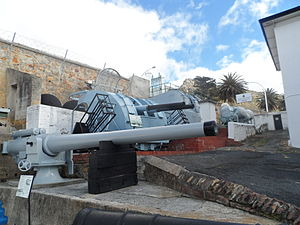 South African Naval Museum - Image: SA Naval Museum 01