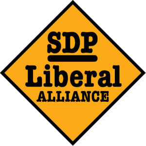 SDP–Liberal Alliance - Image: SDP Liberal Alliance