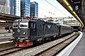 SJ Rc6 1413 + train, Stockholm C, 2019 (01).jpg