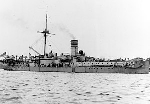 SMS Württemberg (1878) - SMS Württemberg in 1899, after reconstruction