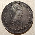 SPAIN, FERDINAND VII -8 REALS, PIECE OF EIGHT 1822 a - Flickr - woody1778a.jpg