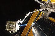 STS-119 S6 Handover