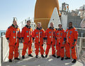 STS-133 Crew Portrait During Dress Rehearsal.jpg