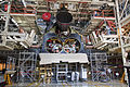 STS-133 Discovery outfitted with one SSME.jpg