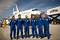 STS-133 crew on the tarmac.jpg