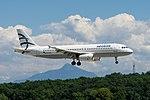 SX-DVN Airbus A320-232 A320 - AEE (27642093103).jpg
