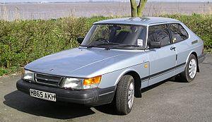 Saab Automobile - Saab 900