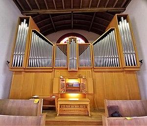 Saarbrücken-Burbach, Matthäuskirche (Ott-Orgel, Prospekt) (1).jpg
