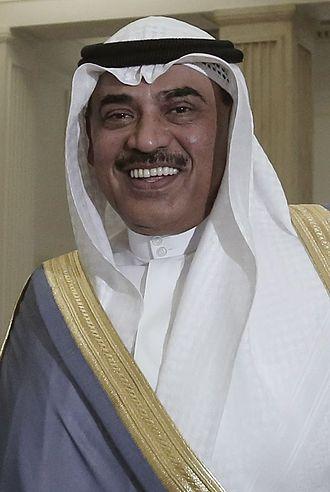 Ministry of Foreign Affairs (Kuwait) - Image: Sabah Al Khalid Al Sabah 2014 (cropped)