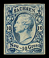 Sachsen 1856 13 König Johann I.jpg