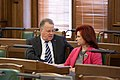 Saeimas sēde 2011.gada 10.martā (5513947923).jpg