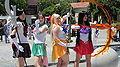 Sailor Moon cosplayers at FanimeCon 2010-05-30 5.JPG