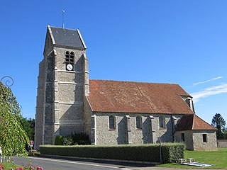 Saint-Barthélemy, Seine-et-Marne Commune in Île-de-France, France